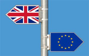 brexit road sign millbak