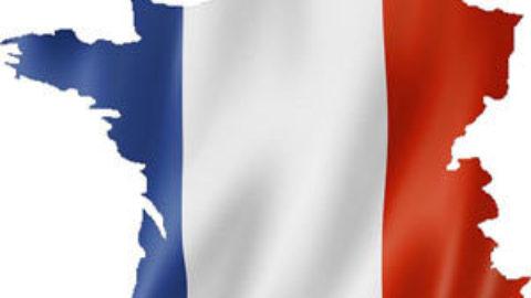 Markets rise on Macron vote