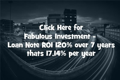 high street group loan note investment